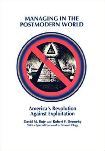 Managing in Postmodern World cover