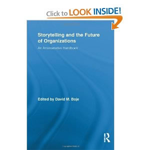 Storytelling and the Future… Handbook